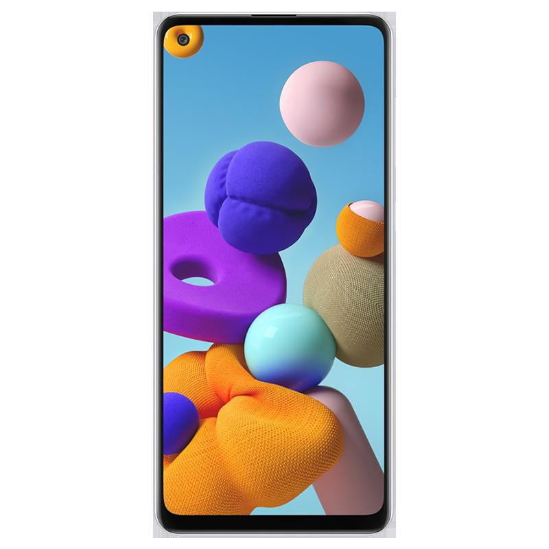Samsung Galaxy A21s (64 GB ROM, 4 GB RAM, White)_1