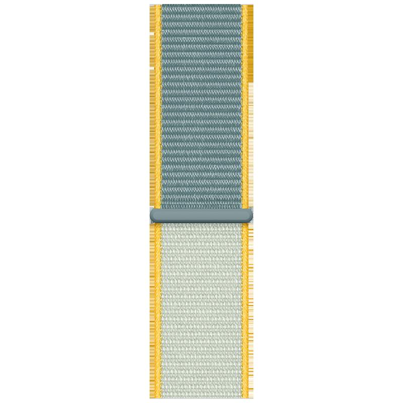 Apple Watch 44mm Sport Loop Strap (MXMX2ZM/A, Sunshine)_1