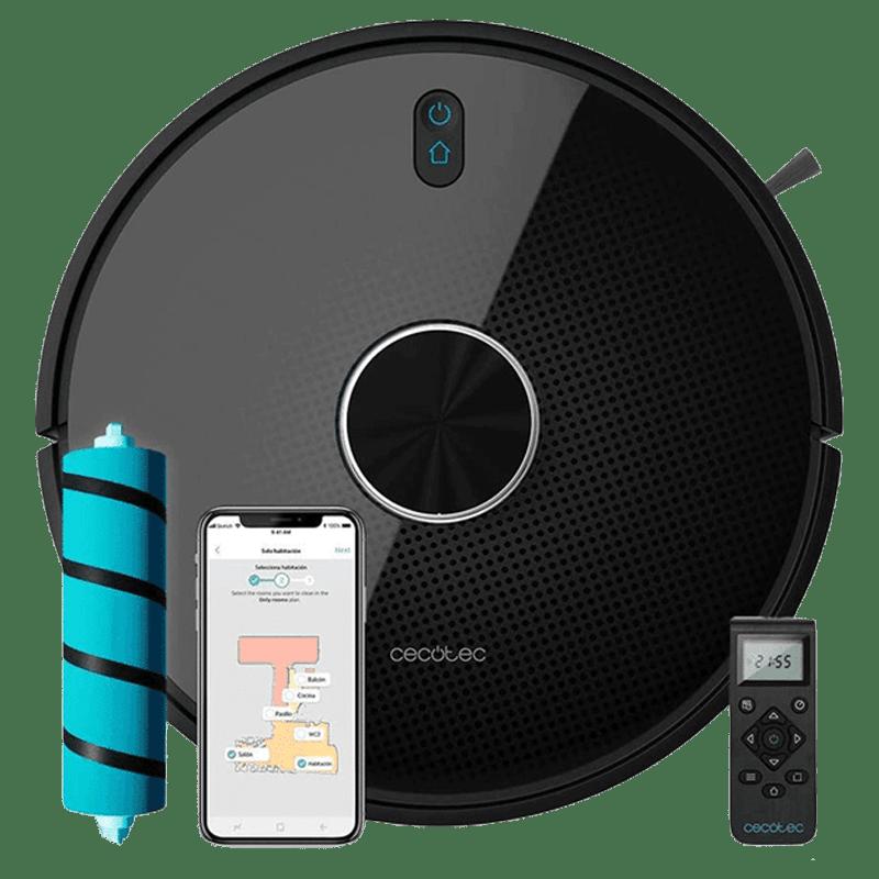 Cecotec Conga Robot Vacuum Cleaner (4090, Black)_1