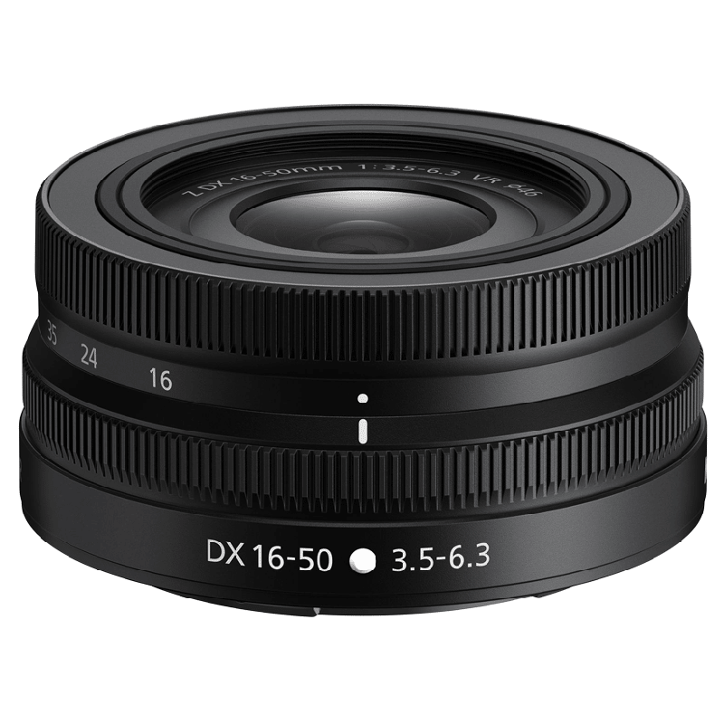 Nikon Nikkor Lens (Z DX 16-50 mm f/3.5-6.3 VR, Black)_1