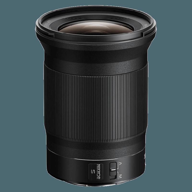 Nikon Nikkor Lens (Z 20 mm f/1.8 S, Black)_1