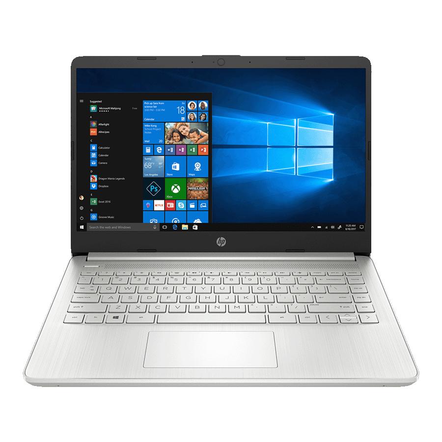 HP 14s-dr1006tu (13S63PA#ACJ) Core i7 10th Gen Windows 10 Home Laptop (8 GB RAM, 512 GB SSD, Intel Iris Graphics, MS Office, 35.56cm, Natural Silver)_1
