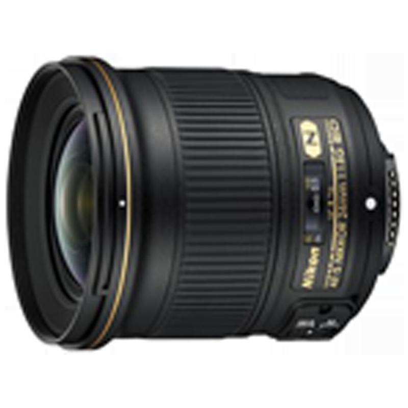 Nikon Nikkor Lens (AF-S 24 mm f/1.8G ED, Black)_1