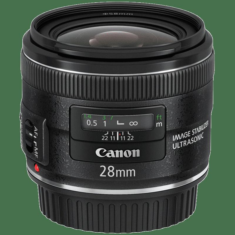 Canon Prime Lens (EF 28 mm f/2.8 USM, Black)_1