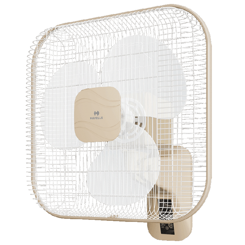 Havells Aindrila 40 cm 3 Blade Wall Fan (Dusty Rose White)_1