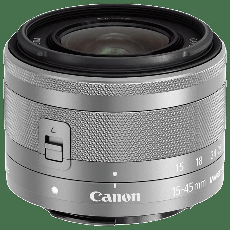 Canon Zoom Lens (EF-M 15-45 mm f/3.5-6.3 STM, Black)_1
