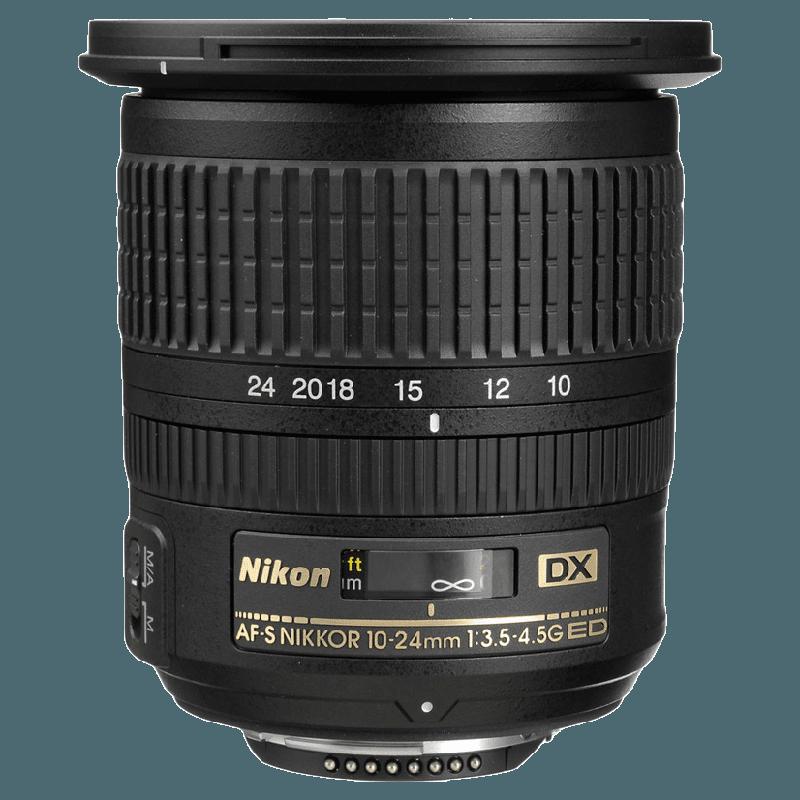 Nikon Nikkor Lens (AF-S DX 10-24 mm f/3.5-4.5G ED, Black)_1