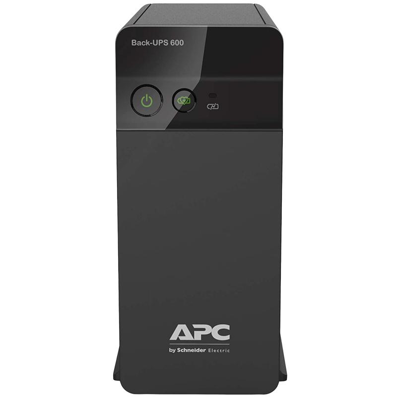 APC 230 Volt Back-UPS (BX600C-IN, Black)