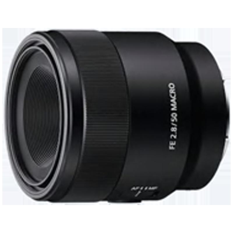 Sony FE 50 mm f/2.8 Macro Lens (SEL50M28//C SYX, Black)_1