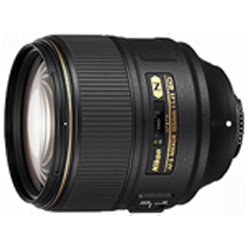 Nikon Nikkor Lens (AF-S 105 mm f/1.4E ED, Black)_1