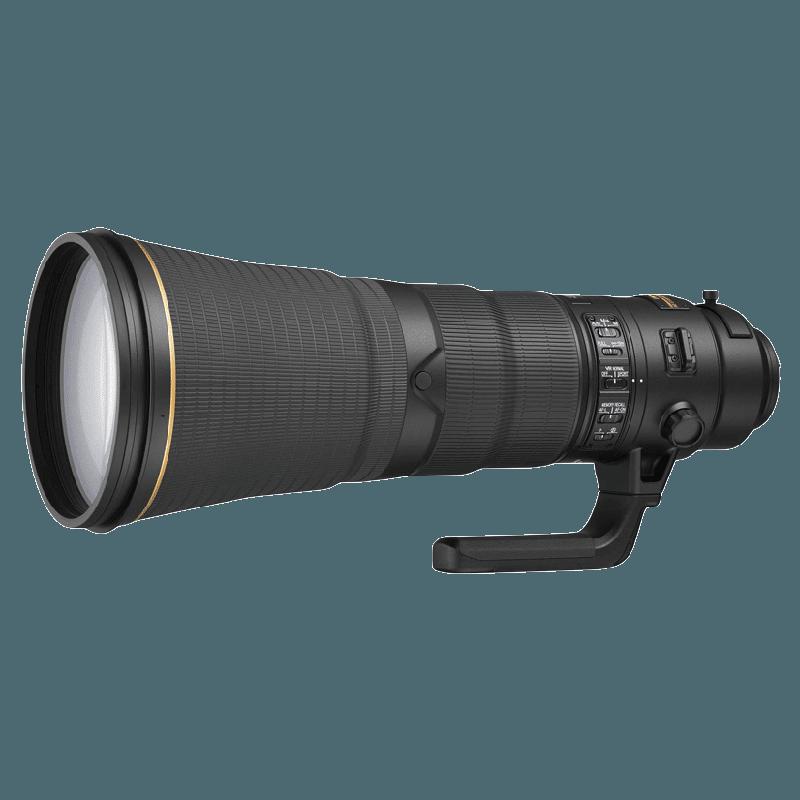 Nikon Nikkor Lens (AF-S 600 mm f/4E FL ED VR, Black)_1