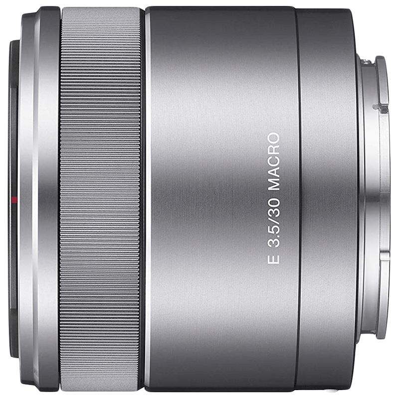 Sony E 30 mm f/3.5 Macro Lens (SEL30M35//C SYX, Black)_1
