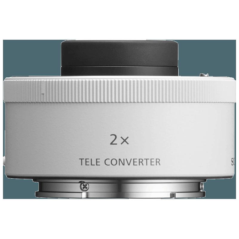 Sony 2x Teleconverter Lens (SEL20TC//Q SYX, White)_1