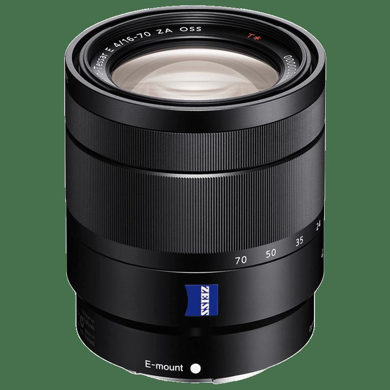 Sony Vario-Tessar T E 16-70 mm f/4 ZA OSS Lens (SEL1670Z AE, Black)_1