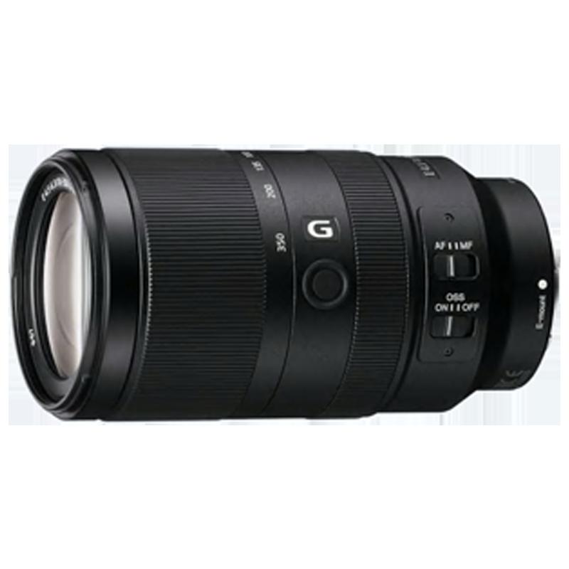 Sony E 70–350 mm f/4.5–6.3 G OSS Lens (SEL70350G//CSYX, Black)_1