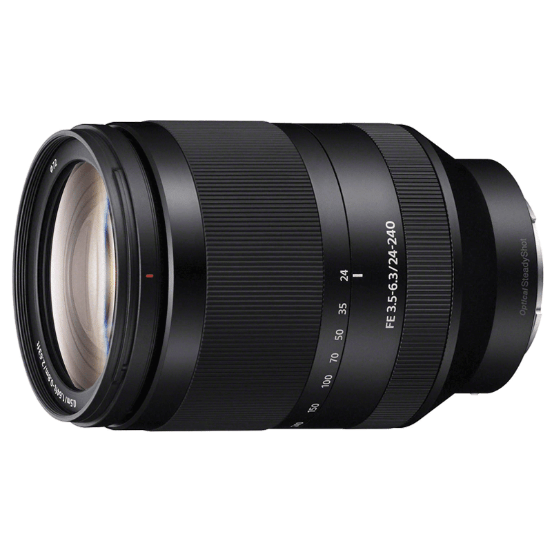 Sony FE 24–240 mm f/3.5-6.3 OSS Lens (SEL24240//C, Black)_1