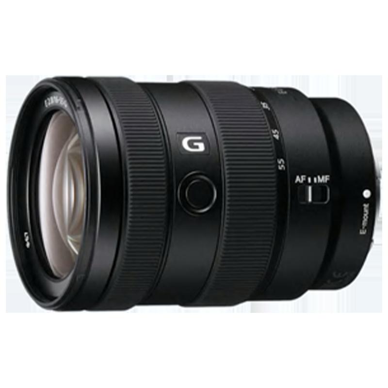 Sony E 16–55 mm f/2.8 G Lens (SEL1655G//C SYX, Black)_1