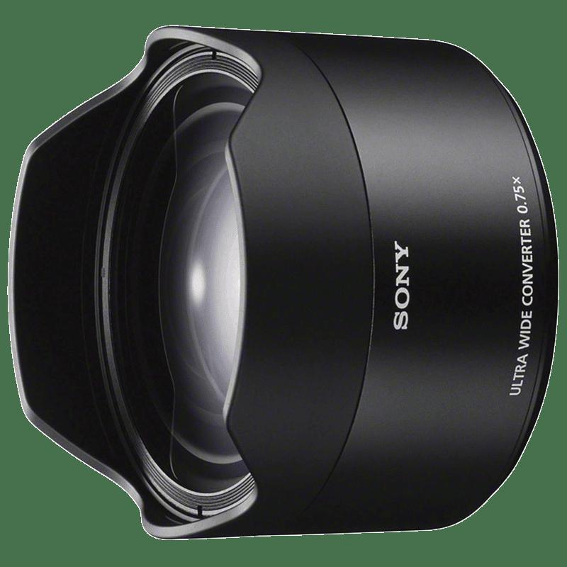 Sony Ultra Wide Converter Lens (SEL075UWC//Q, Black)_1