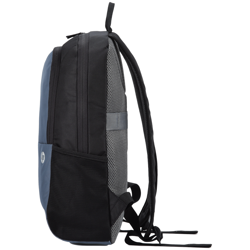 HP Lightweight INDIA100BLK Air Mesh Laptop Backpack For 15 Inch Laptop (Padded Shoulder Straps, 1B3M3AA#ACJ, Black and Grey)_3