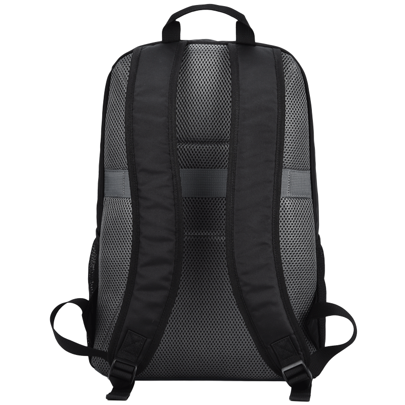HP Lightweight INDIA100BLK Air Mesh Laptop Backpack For 15 Inch Laptop (Padded Shoulder Straps, 1B3M3AA#ACJ, Black and Grey)_4