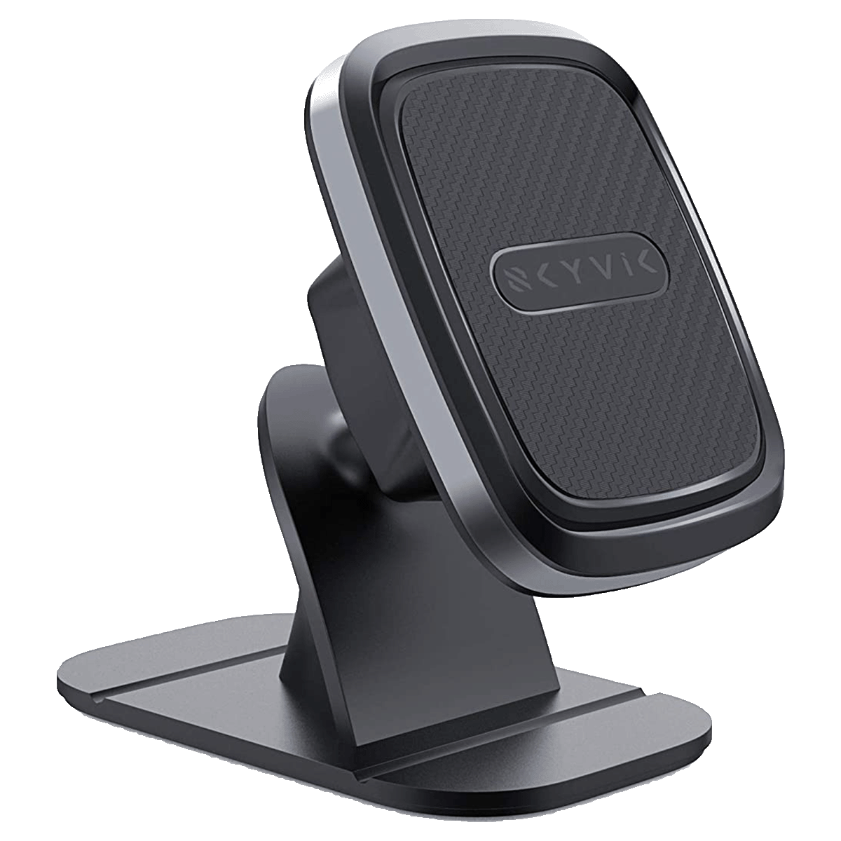 SkyVik Truhold Magnetic Air-vent Dashboard Mobile Holder (Car, CM-ADM02, Black)_1
