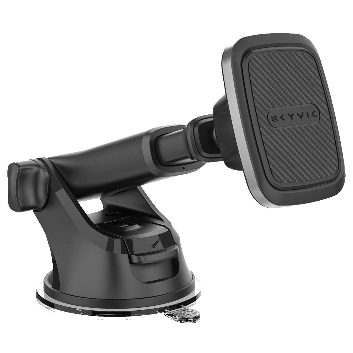 SkyVik Truhold Windshield Magnetic Mobile Holder (Car, CM-WM01, Black)_1