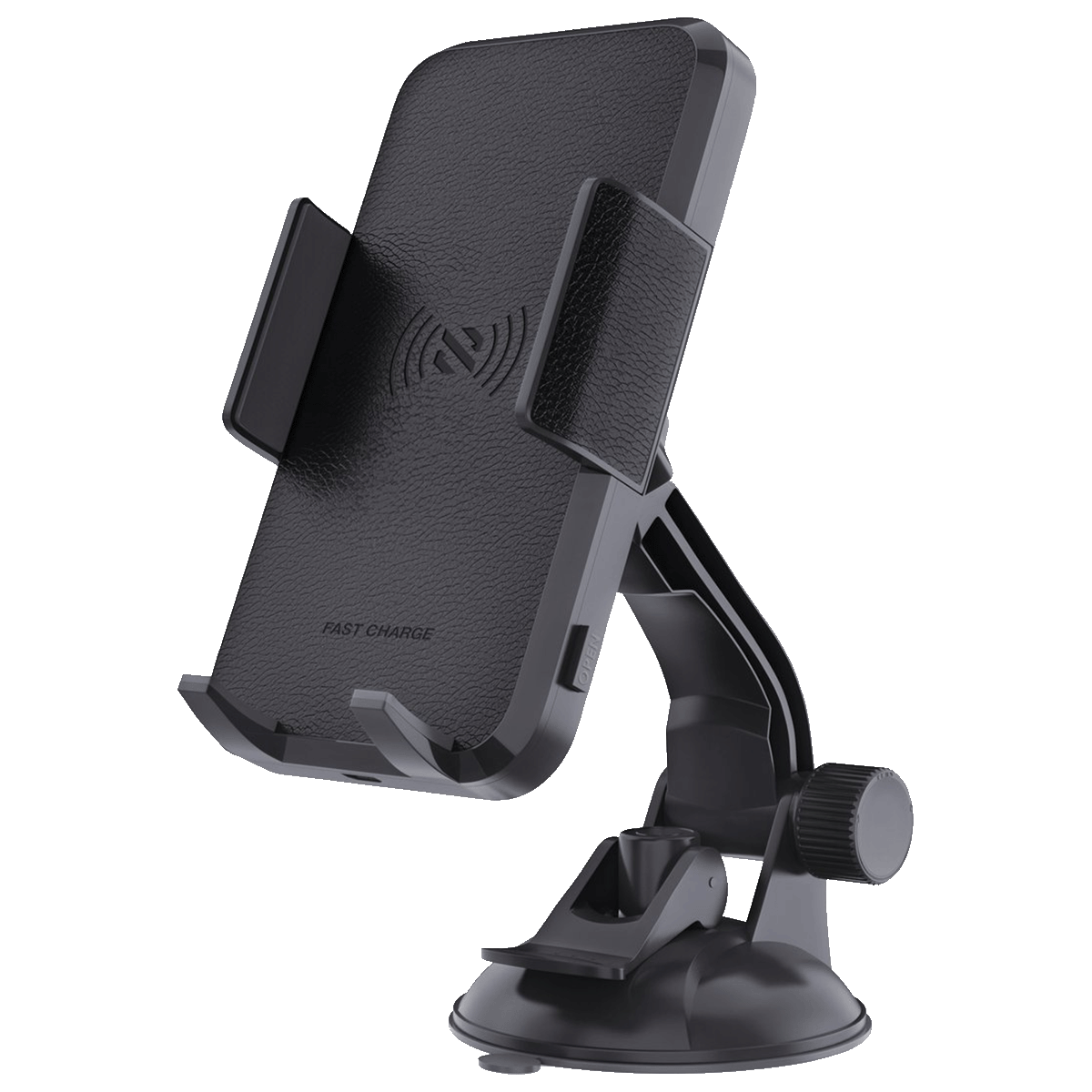 SkyVik Beam GO Car Wireless Charger and Dashboard Mobile Holder (Car, WC-A1, Black)_1