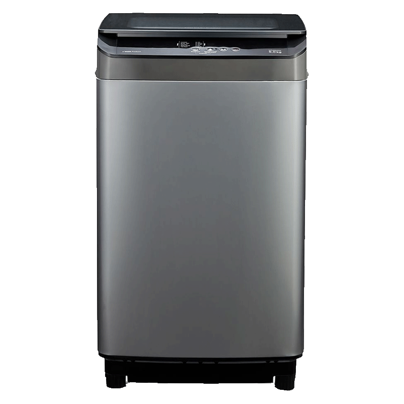 Voltas Beko 7 Kg 5 Star Fully Automatic Top Load Washing Machine (Indian Specific Function, WTL70UPGC, Grey)_1