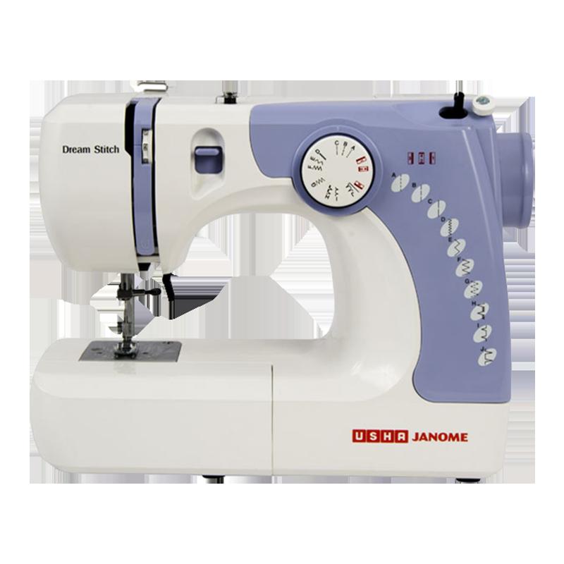 Usha Dream Stitch Sewing Machine (2011700006, Blue)_1