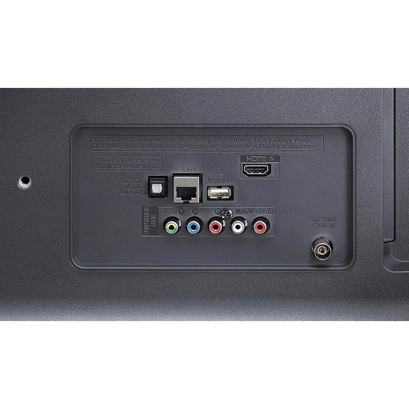 LG 108cm (43 Inch) 4K Ultra HD LED Smart TV (Google Assistant, 43UM7780, Ceramic Black) 5