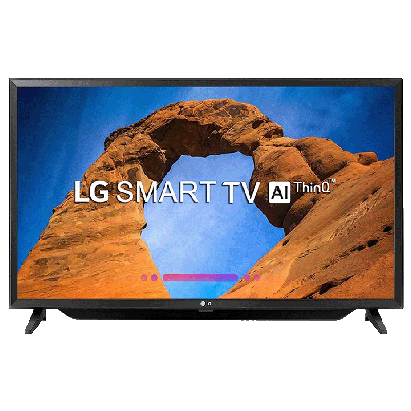 LG 81.28 cm (32 inch) HD Ready LED Smart TV (32LK628BPTF, Black)_1