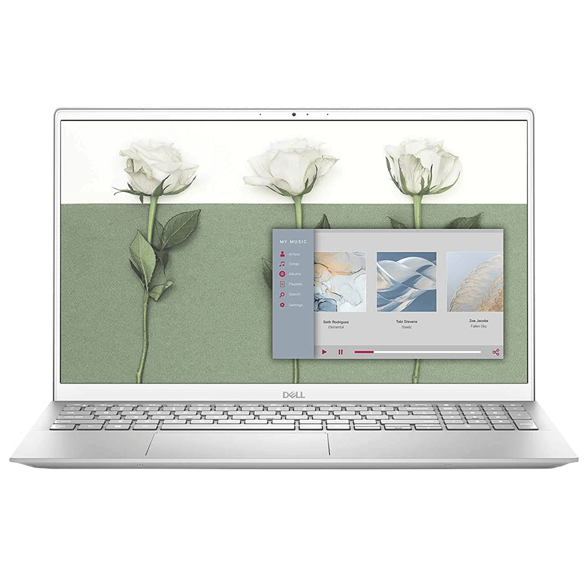 Dell Inspiron 5502 (D560364WIN9S) Core i5 11th Gen Windows 10 Laptop (8GB RAM, 512GB SSD, NVIDIA GeForce MX330 + 2 GB Graphics, MS Office, 39.62cm, Platinum Silver)