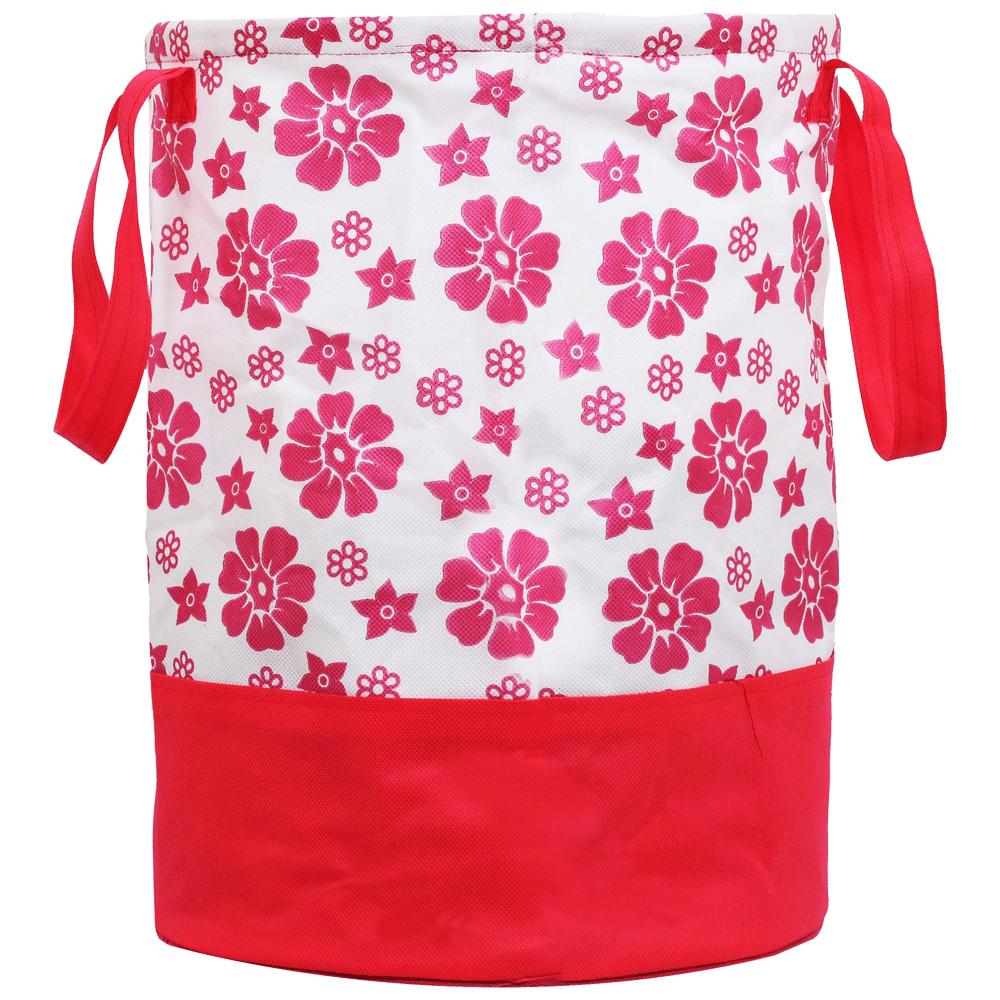 Kuber Industries 45 Litres Laundry Bag (100 Percent Waterproof, CTKTC134621, Pink)_1
