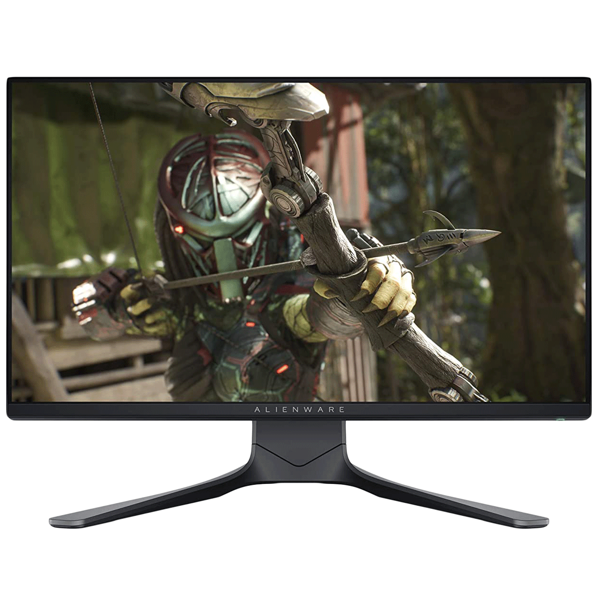 Dell Alienware 62.23cm (24.5 Inches) Full HD LED Backlit Gaming Monitor (AMD FreeSync Premium Technology, HDMI + USB + DisplayPort, 240 Hz, AW2521HF, Titan Gray)_1