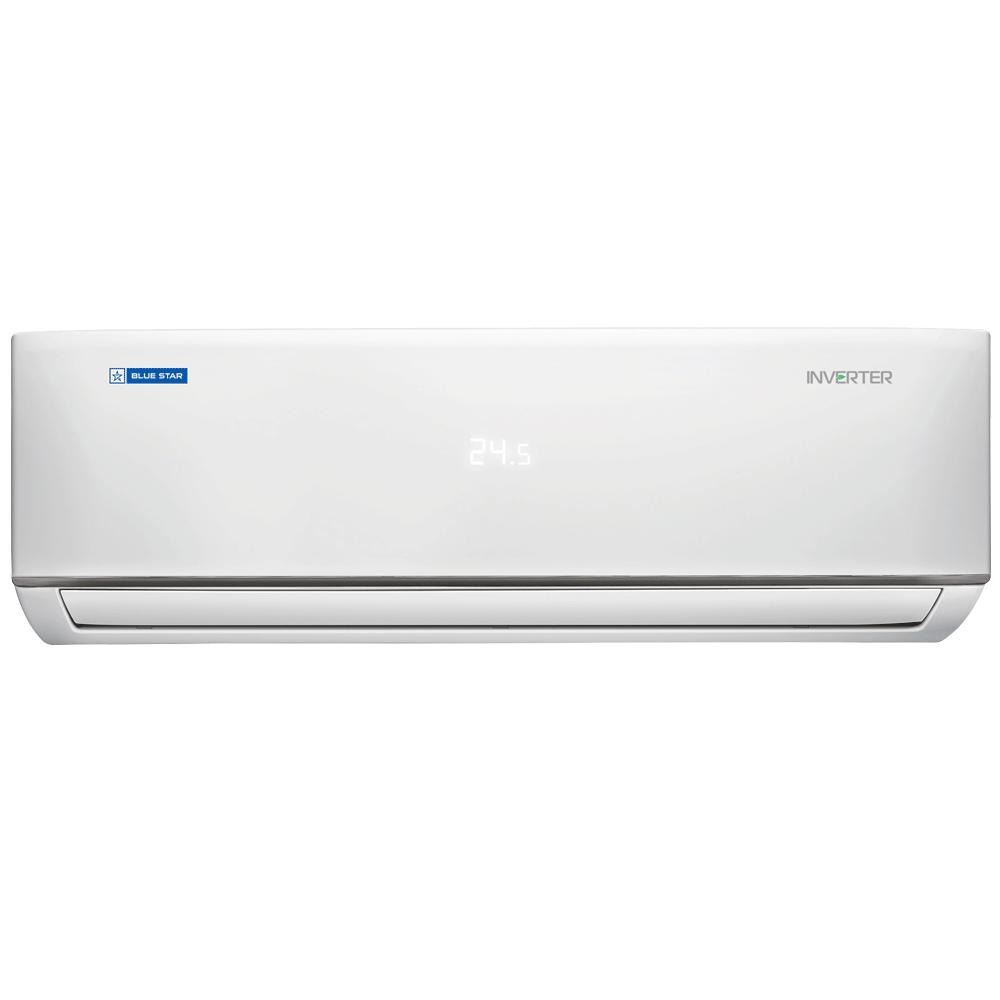 Blue Star DB ( LV) 1.5 Ton 5 Star Inverter Split AC (Air Purification Function, Copper Condenser, IC518DBTULV, White)_1