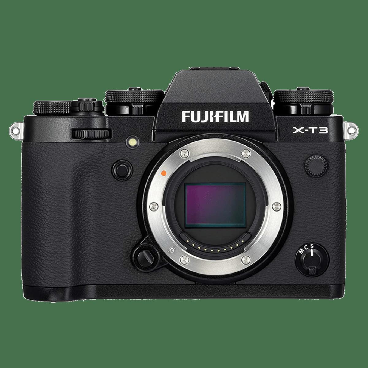 Fujifilm X-T3 26.1MP Mirrorless Camera (Color Chrome Effect, 16588559, Black)_1