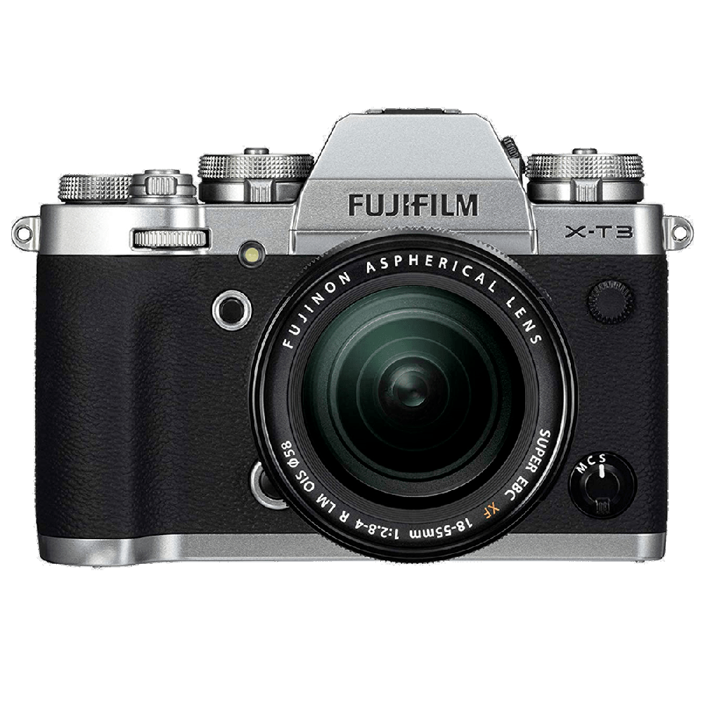 Fujifilm X-T3 26.1MP Mirrorless Camera (Built-in Lens, Color Chrome Effect, 16589242, Silver)_1