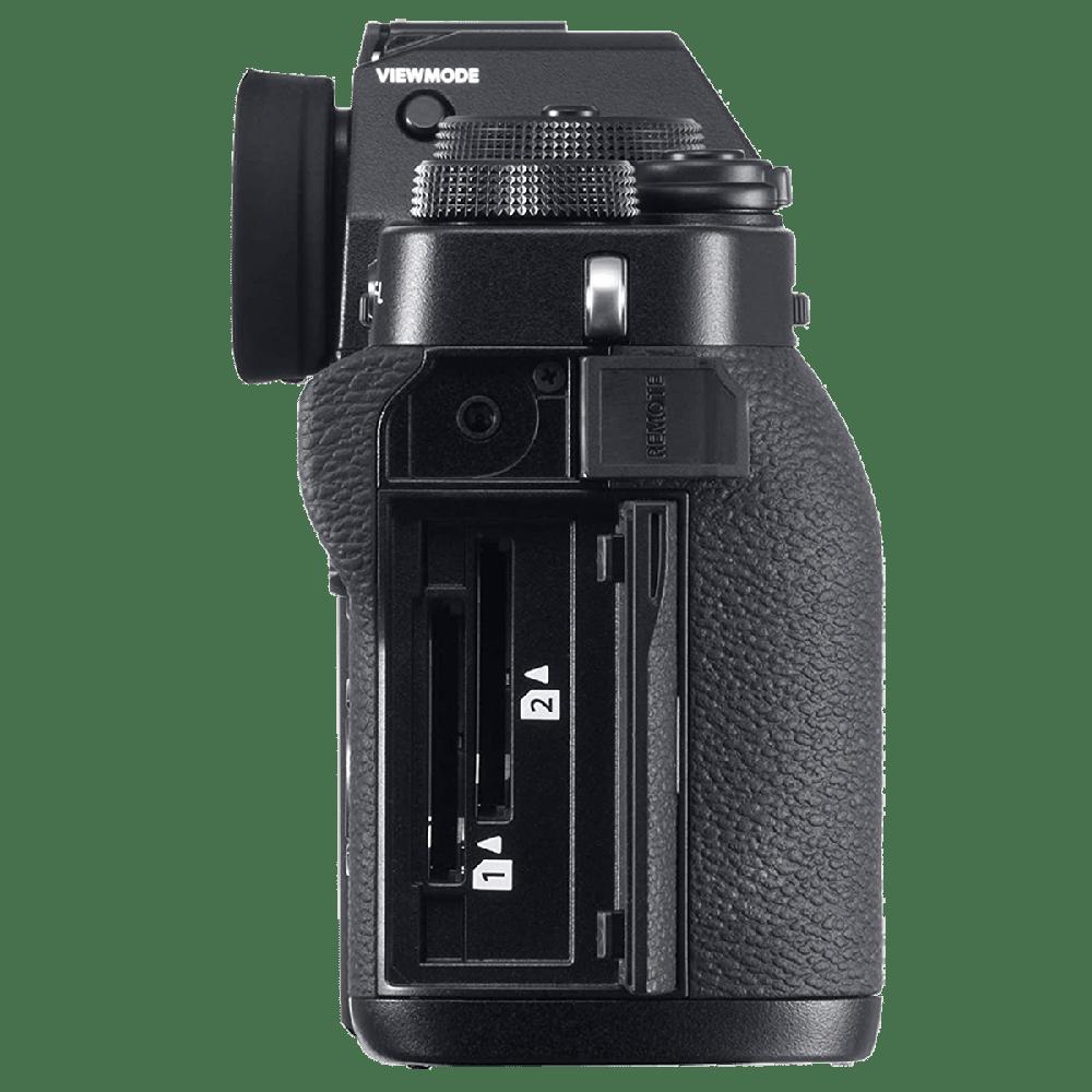 Fujifilm X-T3 26.1MP Mirrorless Camera (Built-in Lens, Color Chrome Effect, 16643385, Black)_3