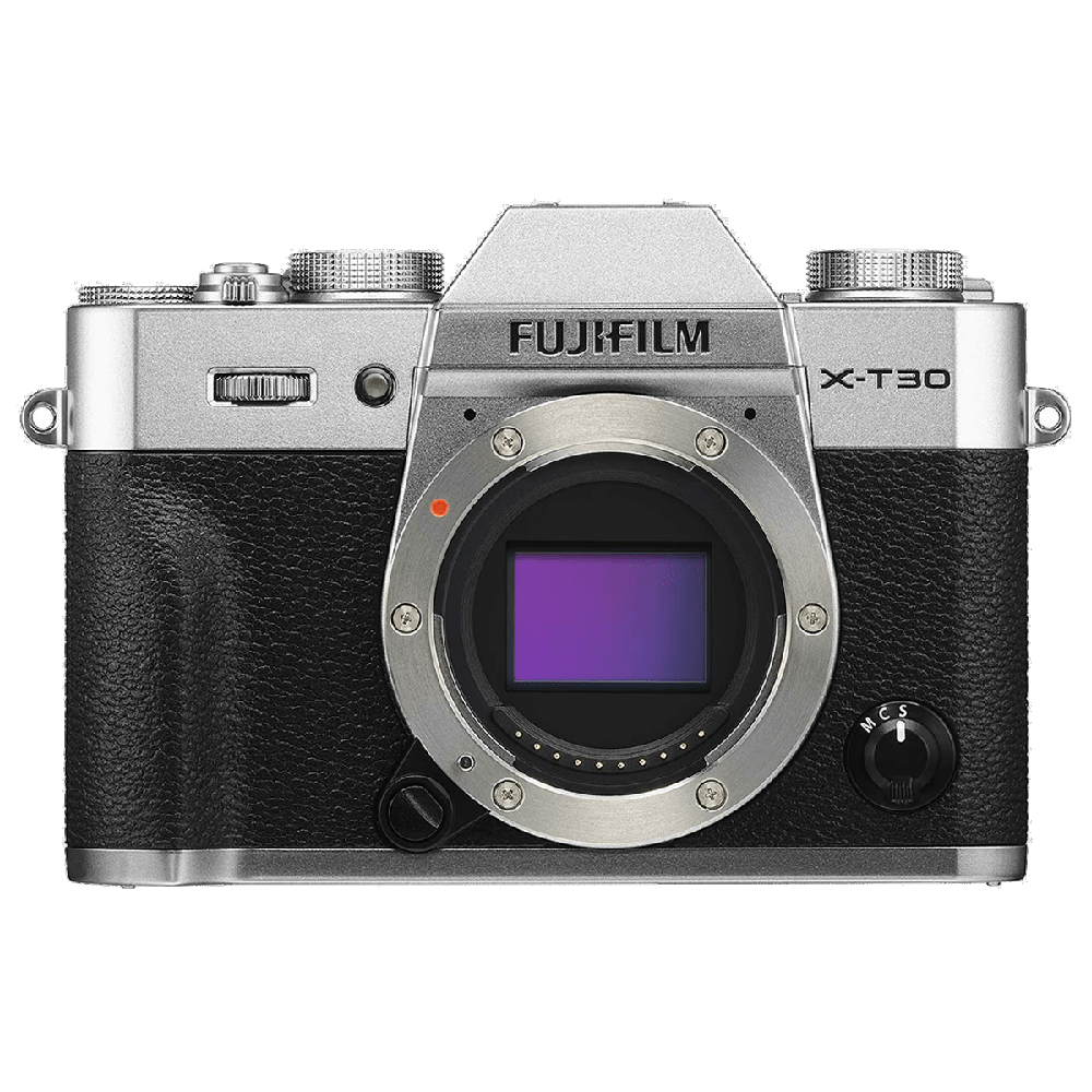 Fujifilm X-T30 26.1MP Mirrorless Camera (Color Chrome Effect, 16620204, Silver)_1