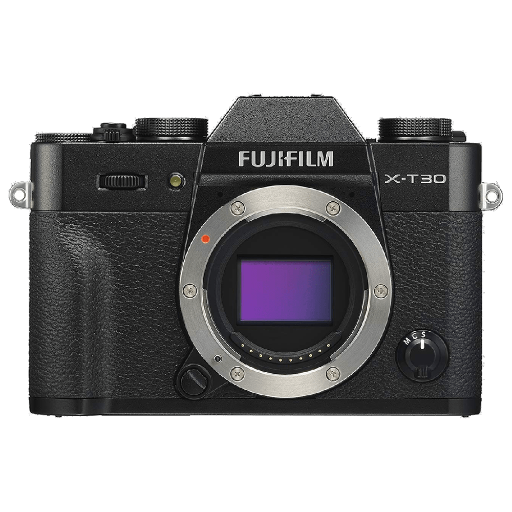Fujifilm X-T30 26.1MP Mirrorless Camera (Color Chrome Effect, 16619554, Black)_1