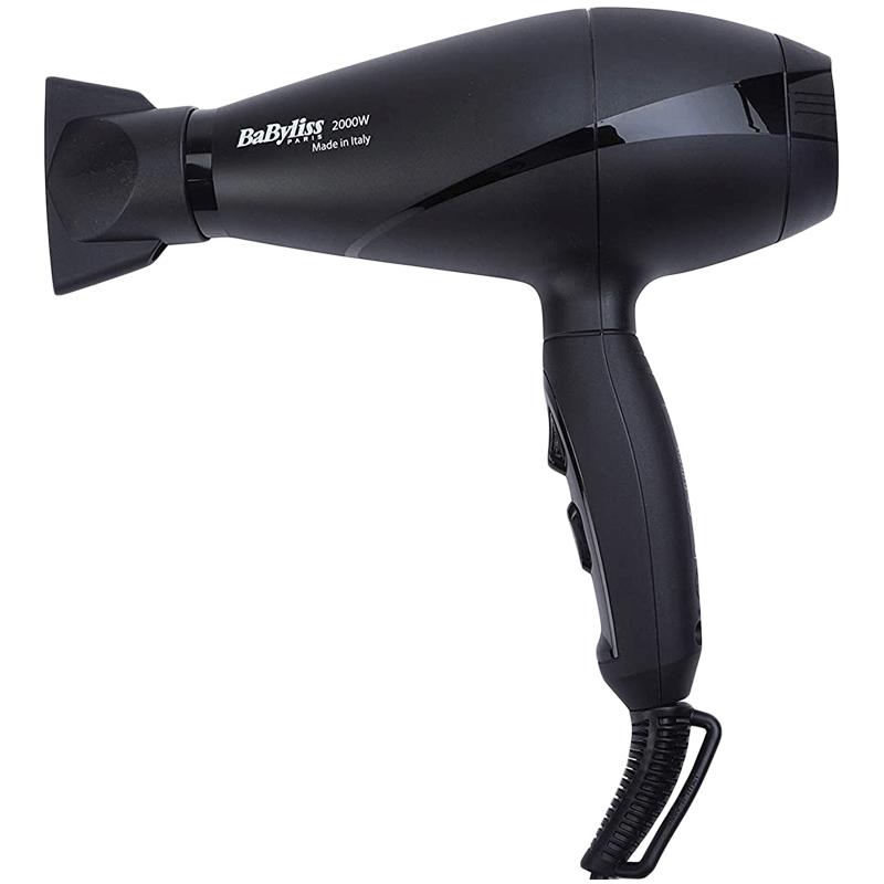 BaByliss Le Pro Light 6 Setting Hair Dryer (Cool Shot, 6604E, Black)_1