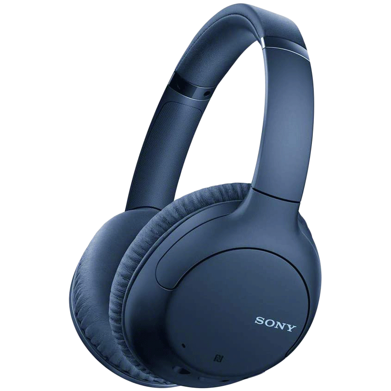 Sony Over-Ear Active Noise Cancellation Wireless Headphone with Mic (Bluetooth 5.0, Dual Noise Sensor Technology, WH-CH710N, Blue)_1