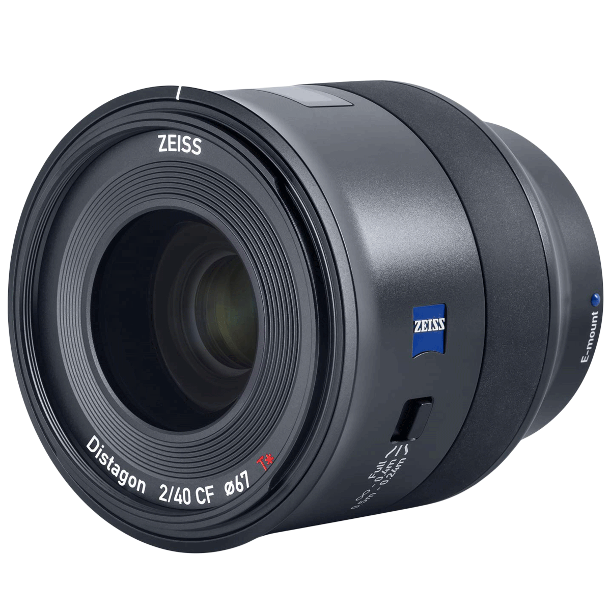 Carl Zeiss Batis 40 mm f/2.0 – f/22 Wide Angle Lens for Sony E-Mount Mirrorless and Full Frame Cameras (Weather and Dust Sealing, 000000-2239-137, Black)_1