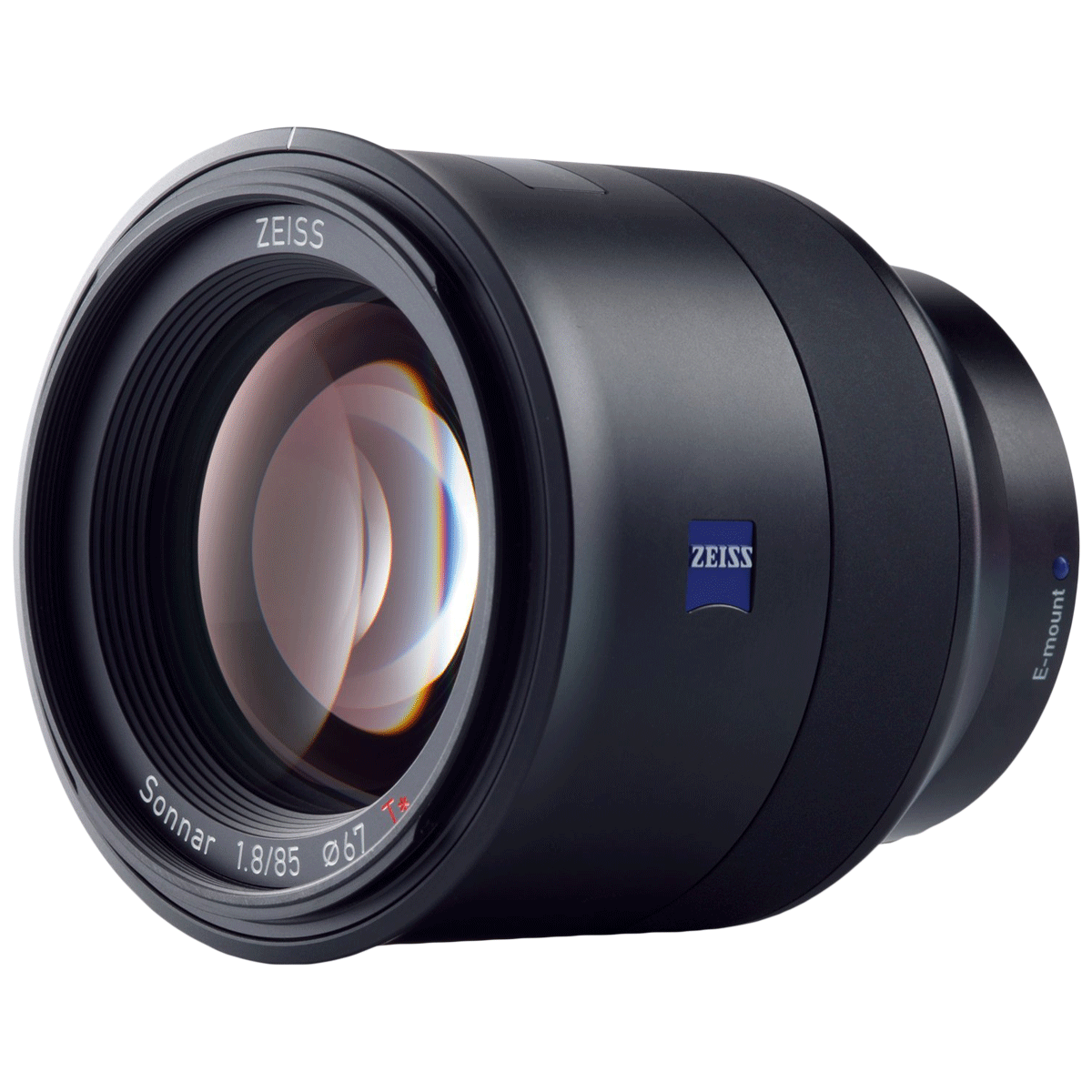 Carl Zeiss Batis 85 mm f/1.8 – f/22 Wide Angle Lens for Sony E-Mount Mirrorless and Full Frame Cameras (Weather and Dust Sealing, 000000-2103-751, Black)_1