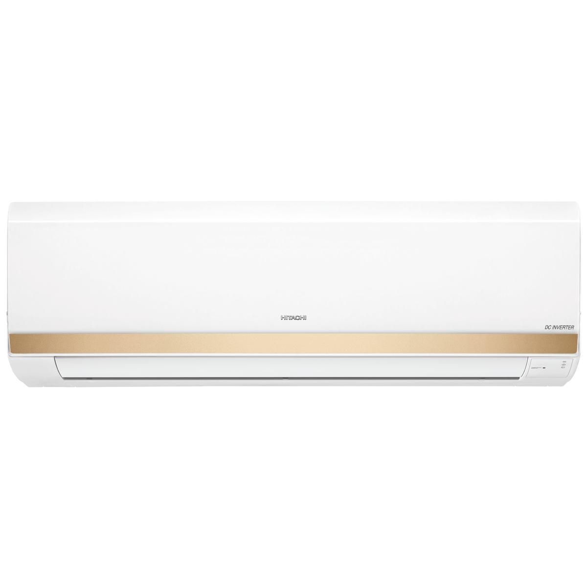 Hitachi Kashikoi 5100X 1.5 Ton 5 Star Inverter Split AC (Hot & Cold, Copper Condenser, RSOG517HDXA, White)_1