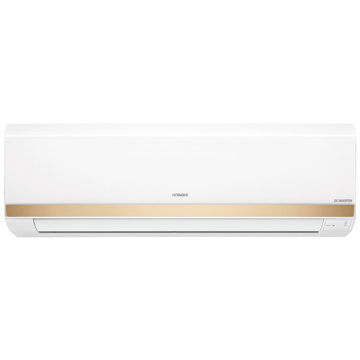 Hitachi Merai 3100S HP 2 Ton 3 Star Inverter Split AC (Hot & Cold, Copper Condenser, RMOG324HDXA, White)_1