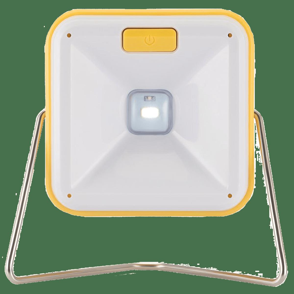 Agni Solar Mini Light 1 0.3 Watts Solar LED Light (2 Brightness Modes, AG-001, Yellow)_1