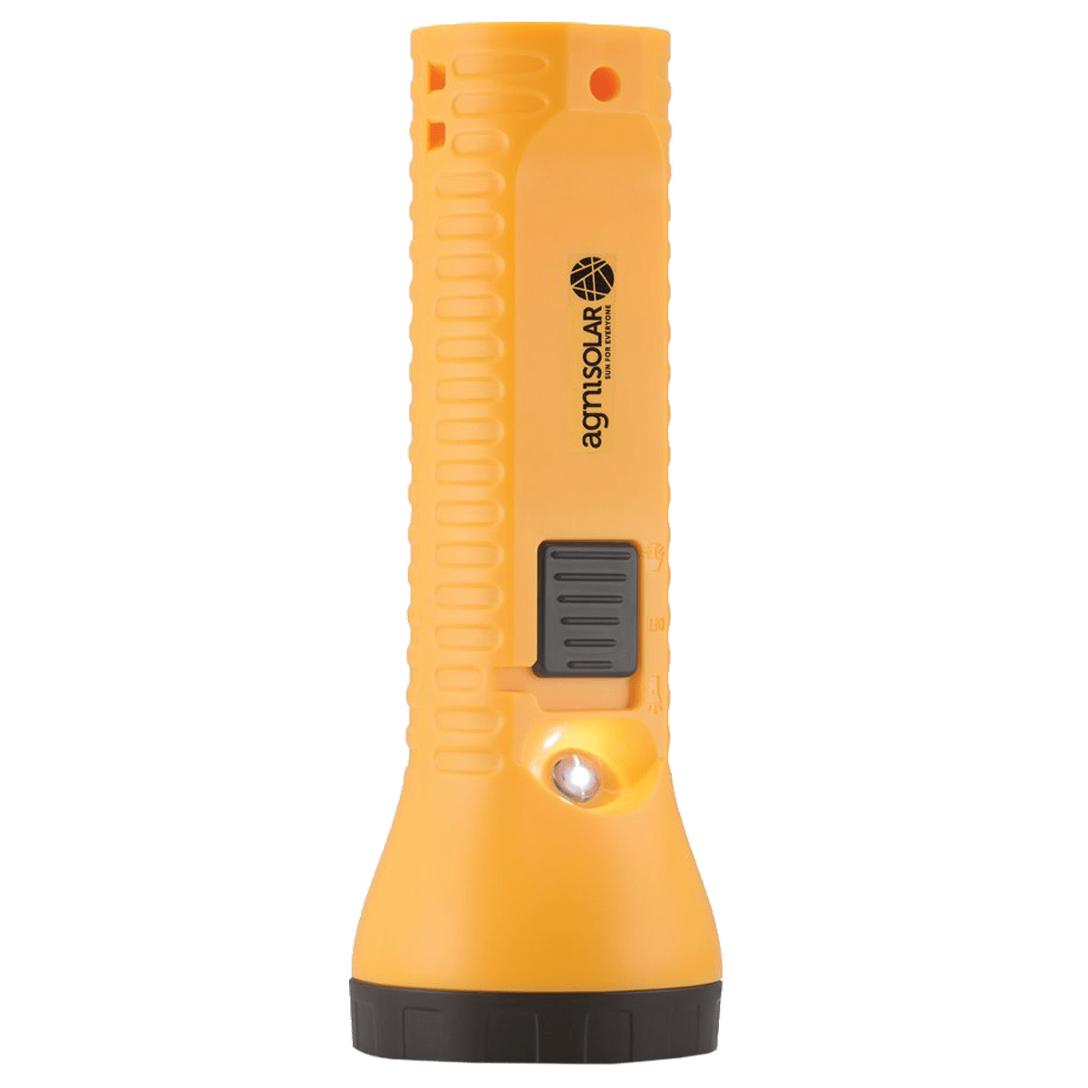 Agni Solar Torch 2 0.2 Watts Solar Torch (2 Brightness Modes, AG-202, Yellow)_1