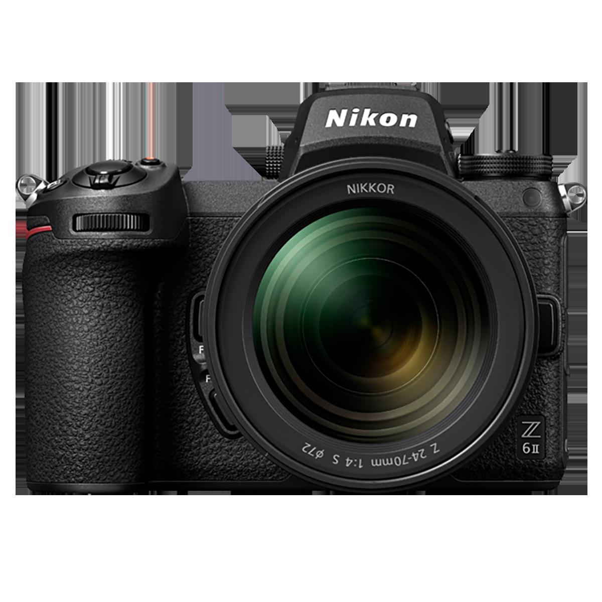 Nikon Z 6II 24.5 MP Mirrorless Camera (24-70 mm, Dual EXPEED 6 Image Processors, VOK060XN, Black)_1