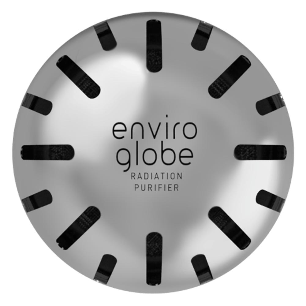 Environics Enviroglobe Anti Radiation Ball for House & Car (001EG, Grey), No color